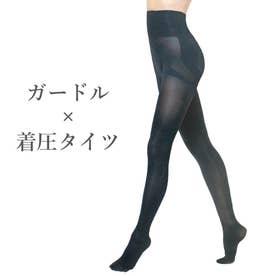ShapeZone シェイプタイツ (ブラック)【返品不可商品】