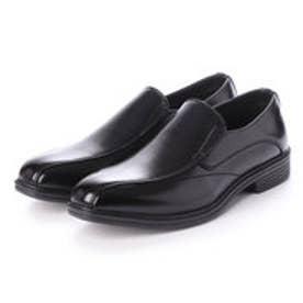 ビジネスシューズ メンズ 歩きやすい 片足約200g(26cm)軽量消臭機能付き 紳士靴 (BLACK)