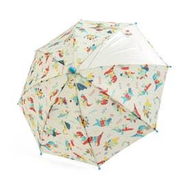 4色3柄傘 (アイボリー)
