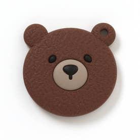 くまさんクッキー歯固め (ブラウン)