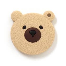 くまさんクッキー歯固め (ベージュ)