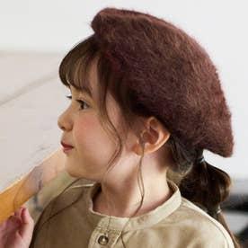エコファーベレー帽 (ブラウン)