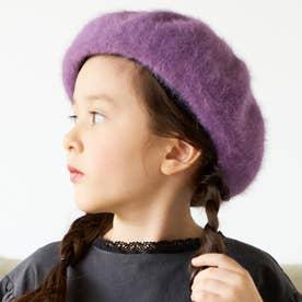 エコファーベレー帽 (パープル)