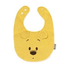 ディズニーキャラクター【Pooh】スタイ (マスタード)