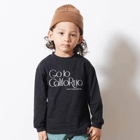 5色5柄Go to the world Tシャツ (ブラック)