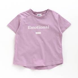 半袖ロゴTシャツ (ピンク)