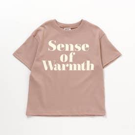 6柄5分袖Tシャツ (ピンク)