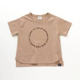 【WEB限定】ロゴカラバリTシャツ (ベージュ)