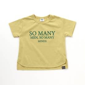 【WEB限定】ロゴカラバリTシャツ (イエロー)