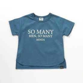 【WEB限定】ロゴカラバリTシャツ (ブルー)