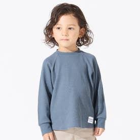 サーマルTシャツ (ダークブルー)