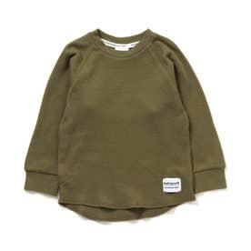 サーマルTシャツ (カーキ)