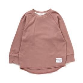 サーマルTシャツ (ピンク)