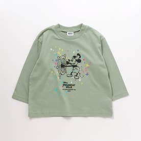 ディズニーキャラクター Tシャツ (ミント)