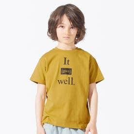 6色3柄Tシャツ (マスタード)