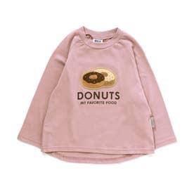 4色4柄フードサガラTシャツ (ピンク)