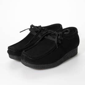 モカシンシューズ (BLACK)