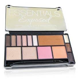 セット&コフレ Essentials Exposed Palette