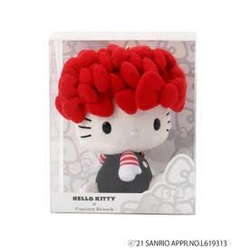 Hello Kitty メニーリボンマスコット (レッド)