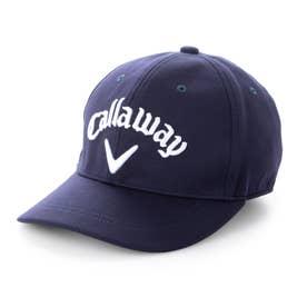 メンズ ゴルフ キャップ 21M7CW Caps01 Flex Fit_ 3546208125 (ネイビー)