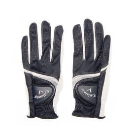 レディース ゴルフ グローブ Style Dual Glove WMS 21JM 4518289184 (ネイビー)