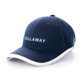 レディース ゴルフ キャップ 21W7CW Caps03 with Mask_ 3546206602【返品不可商品】 (ネイビー)