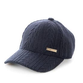 レディース ゴルフ キャップ 21W9CW Caps04 Knit_ 3546206633 (ネイビー)