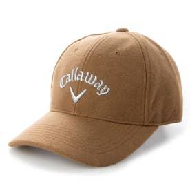レディース ゴルフ キャップ 21W9CW Caps05 Melton_ 3546206657 (ベージュ)