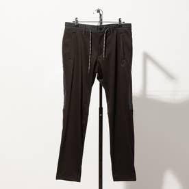 ジュニア ゴルフ ロングパンツ 21M8CW Pants05 Knit Twill Jogg_ 3546215512 (ブラック)