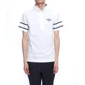 メンズ ゴルフ 半袖シャツ ショートB.Dカラーシャツ 2419157507