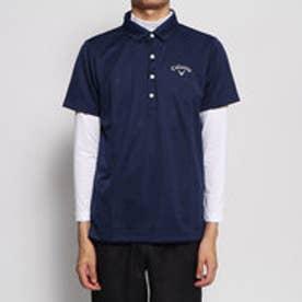 メンズ ゴルフ セットシャツ ハンシャツインナーセットアップ アルペンベッチュウ 2419257505