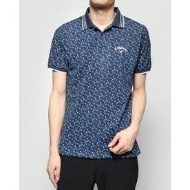 メンズ ゴルフ 半袖シャツ 半シャツポロ襟+200-WIND 2410134522