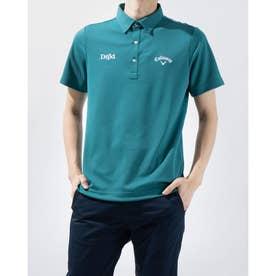 メンズ ゴルフ 半袖シャツ 半袖シャツカノコ 2411134500 (グリーン)