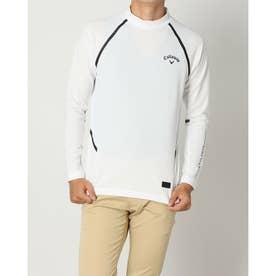 メンズ ゴルフ 長袖シャツ 21M8CW LS Shirts05 High Neck_ 3546210852 (ホワイト)