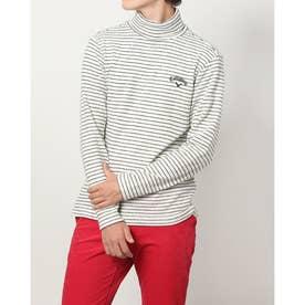メンズ ゴルフ 長袖シャツ 21M9CW LS Shirts11 Turtleneck_ 3546214645 (ホワイト)