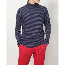 メンズ ゴルフ 長袖シャツ 21M9CW LS Shirts11 Turtleneck_ 3546214720 (ネイビー)