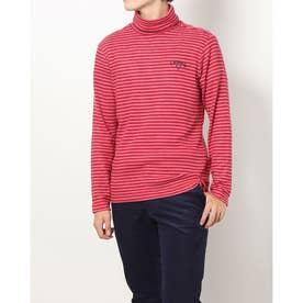 メンズ ゴルフ 長袖シャツ 21M9CW LS Shirts11 Turtleneck_ 3546214683 (ピンク)