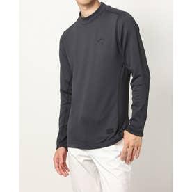 メンズ ゴルフ 長袖シャツ 21M9CW LS Shirts09 High Neck_ 3546213563 (ブラック)