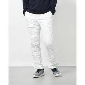 メンズ ゴルフ ウインドパンツ 21M10CW Pants14 ST/ST Padding_ 3546221308 (ホワイト)
