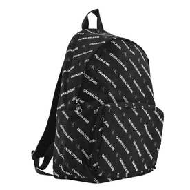 PRINT BACKPACK (BLACK)