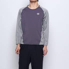 長袖Tシャツ RESNO スイッチングシャツ ロングスリーブ AJDJA68S