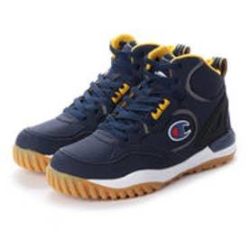 短靴 ALL COURT SNOW MID CP LA018W NAVY 55160015
