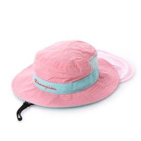 ジュニア キャップ タレ付きアドベンチャー 151-0030 (ピンク)
