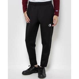 メンズ バスケットボール スウェットパンツ HALF ZIP PANTS C3-SB242 (ブラック)