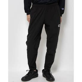 メンズ バスケットボール ハーフパンツ HALF ZIP FLEX PANTS C3-SBD45 (ブラック)