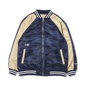 x ATMOS LAB REVERSIBLE JACKET (NAVY)