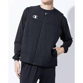 メンズ バスケットボール アウタートップス FLEX THERMAL VEST C3-SBC41 (ブラック)