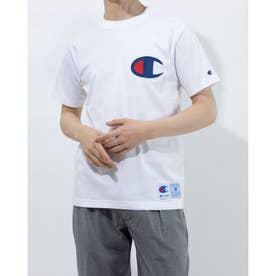 メンズ 半袖Tシャツ SHORT SLEEVE T-SHIRT C3-R304 (ホワイト)
