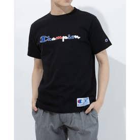メンズ 半袖Tシャツ SHORT SLEEVE T-SHIRT C3-R305 (ブラック)