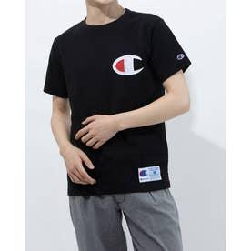 メンズ 半袖Tシャツ SHORT SLEEVE T-SHIRT C3-R304 (ブラック)